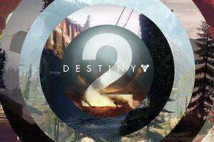 Destiny 2 Logo 8k Wallpaper