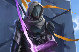 Destiny 2 Nightstalker Art