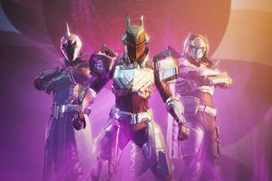 Destiny 2 Season Of Arrivals Prophecy Dungeon 4k Wallpaper