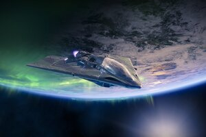 Destiny 2 Ship 4k