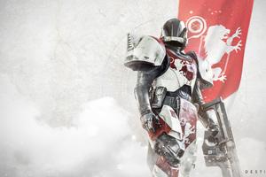 Destiny 2 Titan 4k 2017
