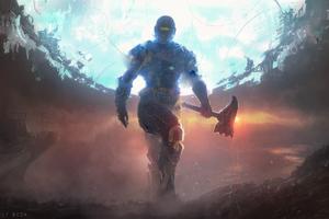 Destiny 2 Video Game Artwork