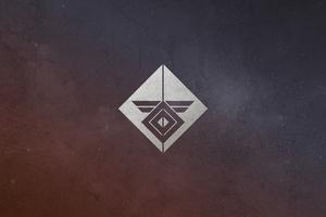 Destiny Game Logo 4k Wallpaper