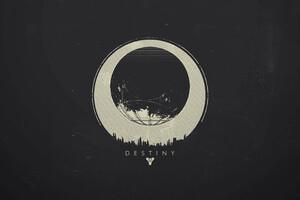Destiny Game Logo Artwork Wallpaper