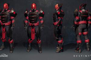 Destiny Rise of Iron Concept Art Wallpaper