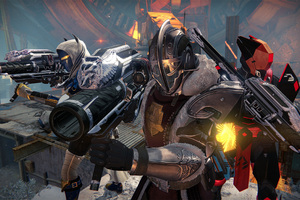 Destiny Rise Of Iron HD Wallpaper