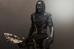 Destiny Warrior With Sword 4k