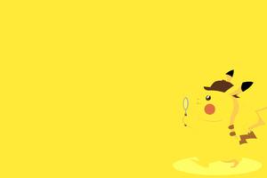 Detective Pikachu 8k Wallpaper