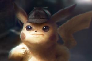Detective Pikachu Fanart 4k Wallpaper
