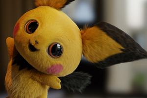 Detective Pikachu Movie FanArt