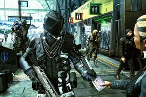 Deus Ex Mankind Divided Game 2016