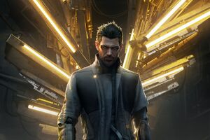 Deus Ex Mankind Divided HD Wallpaper