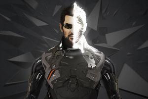 Deus Ex Mankind Video Game 4k Wallpaper