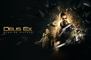Deus ex Mankind Wallpaper