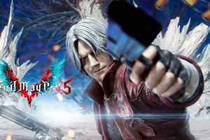 Devil May Cry 4k 2019 Wallpaper