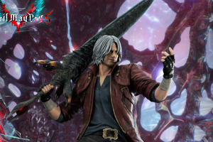 Devil May Cry 4k2019 Wallpaper
