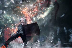 Devil May Cry 5 4k 2019 Game