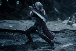 Devil May Cry 5 4k 2019