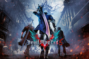 Devil May Cry 5 4k