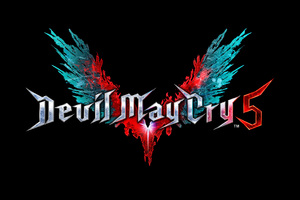 Devil May Cry 5 Logo 5k