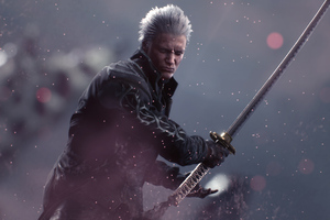 Devil May Cry 5 Popular Game