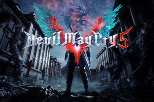Devil May Cry 5 Ultra HD