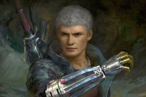 Devil May Cry New Art