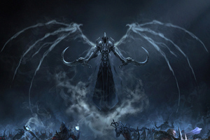 Diablo 3 Reaper Of Souls 4k Wallpaper