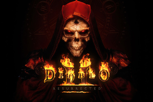 Diablo II Resurrected Wallpaper
