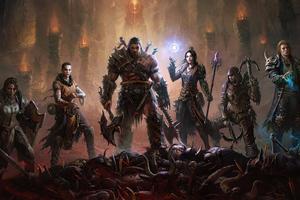 Diablo Immortal 2021 5k Wallpaper