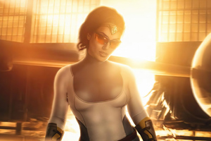 Diana Prince Agent Cosplay 5k Wallpaper