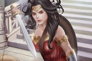 Diana Prince Wonderwoman Wallpaper