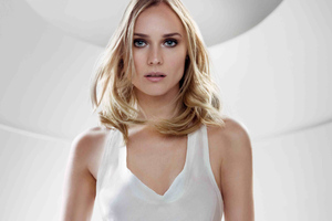 Diane Kruger Calvin Klein Photoshoot Wallpaper