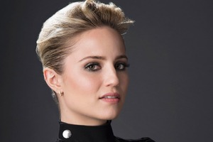 Dianna Agron 2 Wallpaper