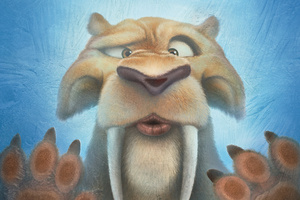 Diego Ice Age 5 Wallpaper