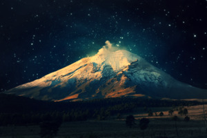Digital Universe Mountains
