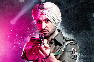 Diljit Dosanjh In Udta Punjab Movie