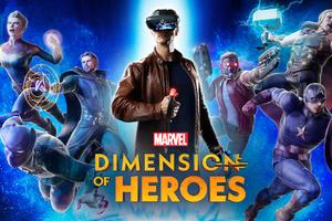 Dimension Of Heroes 8k