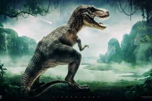 Dino History Wallpaper