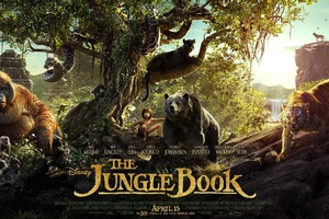 Dinsey The Jungle Book Movie Wallpaper