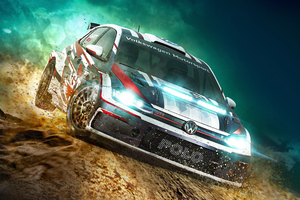 Dirt Rally 2 2019 Wallpaper