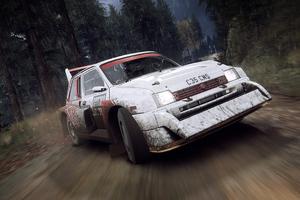 Dirt Rally 2 4k