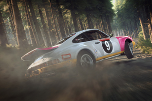 Dirt Rally 2 Wallpaper