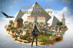 Discovery Tour Assassins Creed Ancient Egypt 4k
