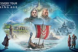 Discovery Tour Viking Age Wallpaper