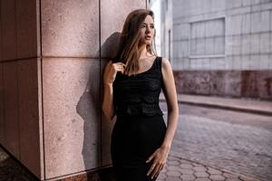 Disha Shemetova Model