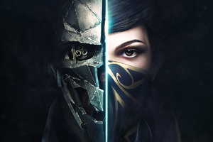 Dishonored 2 4k Game Wallpaper
