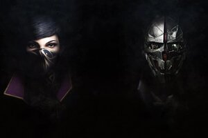 Dishonored 2 Emily And Corvo