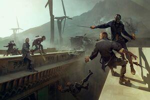 Dishonored 2 Game Art