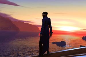 Dishonored 2 Game Screenshot 4k